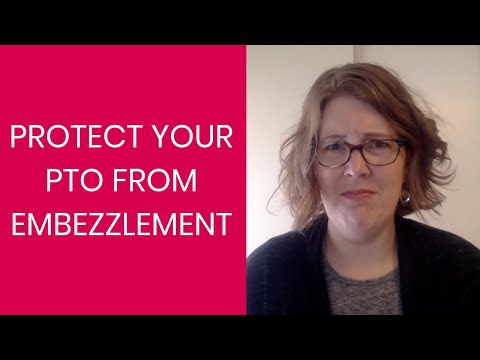 How to Prevent Theft from Your PTO