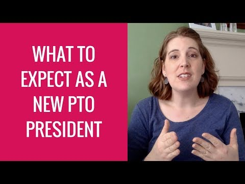 What to Expect as a New PTO President