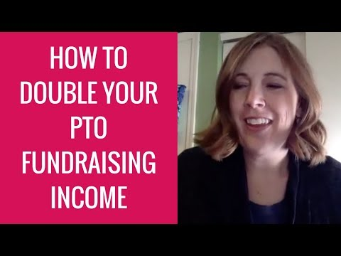 How to Double Your PTO Fundraising Income