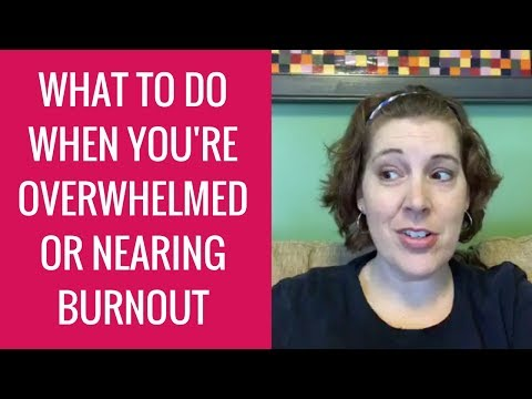 What to Do When You're Overwhelmed or Nearing Burnout as a PTO/PTA Leader
