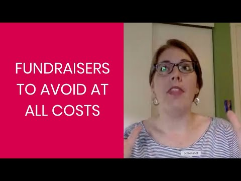 Four School Fundraisers to Avoid at All Costs