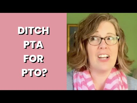 Should You Leave PTA to Become a PTO?