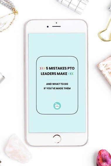 Free download of 5 mistakes PTOs leaders make in smartphone on desktop