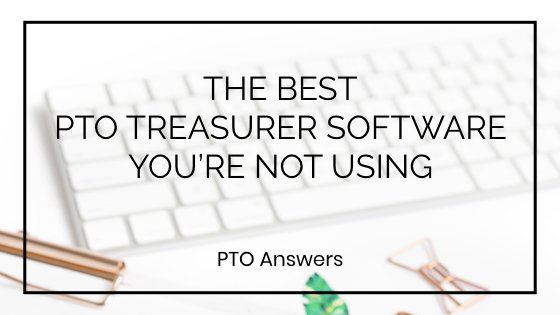 the best PTO treasurer software you're not using