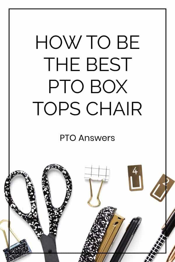 How to be the best PTO Box Tops Chairs