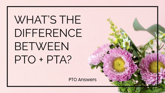 What's the difference between PTO and PTA?