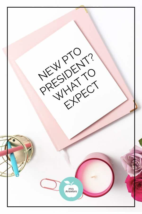 What to expect as a PTO President