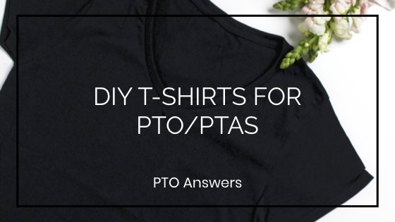 How to Make DIY PTO Shirts