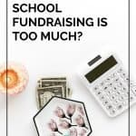 How many Fundraisers Should PTA PTOs have?