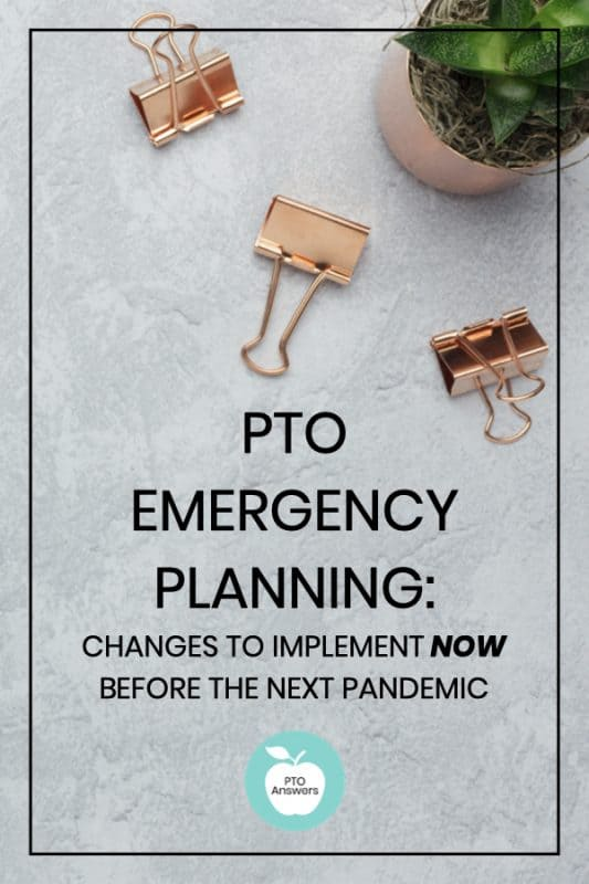 PTO Emergency Planning: Changes to Implement Before the Next Pandemic